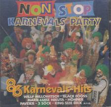 Non Stop Karneval Party  neu und ovp Köln CD