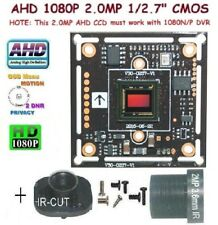 "Sunvision CCTV HD-AHD 2MP 1080p 1/2.7"" CVBS CMOS Board Camera w/ OSD (AD21)"