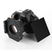 "4x4"" 100mm ND1000 ND 3.0 Filter 10 Stops Neutral Density + Metal Square Holder"