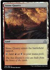 Stone Quarry *FOIL Uncommon* Magic MtG x1 Rivals of Ixalan