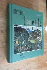 Histoire des Laurentides Cantons du Nord IQRC Serge LAURIN 1989