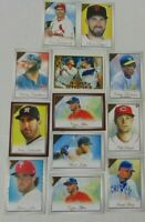 2019 Topps Gallery 12 Card Lot! Judge Babe Ruth Henderson SP Senzel -Wood Border