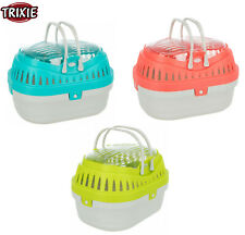 More details for trixie pico transport box hamster small animal pet carrier 23 x 16 x 17 cm 5903