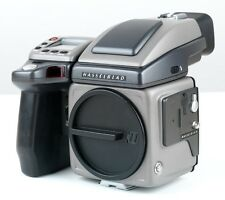 Hasselblad H2 Medium Format Camera Body wGrip for battery CR123A AND Viewfinder