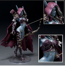 """Darkness Ranger Lady Sylvanas Windrunner 7"""" PVC Action Figure Collection Model"""