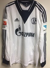 FC Schalke 04 S04 Spielertrikot Formotion Felix Platte - Gr. 8 - Bundesliga