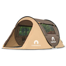 CAMPMATE Beach Tent Family Outdoor Camping Automatic Tent
