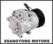 GENUINE HVCC Air Conditioning Compressor 6652300511 for SSANGYONG ACTYON;REXTON
