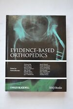 EVIDENCE-BASED ORTHOPEDICS (2012 edition) ed. by Bhandari -- like new condition