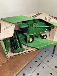 Ertl 1/28 John Deere 9600 Combine Collectors Edition #546 in Box
