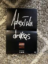 Aphex Twin Poster Rare Drukqs Warp Autechre Idm