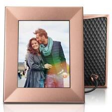 "Nixplay - Iris 8"" LCD Wi-Fi Digital Photo Frame - Peach Copper"