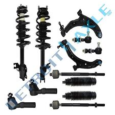 02-06 Fits Nissan Sentra 1.8 Front Struts Lower Control Arms & Suspension Kit