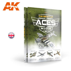 THE BEST OF: ACES HIGH MAGAZINE – VOL 1 - AK INTERACTIVE