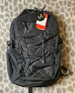 NEW The North Face Borealis Backpack One Size Asphalt Grey/Silver Reflective