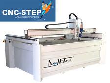 Wasserstrahlschneidanlage flowJET-2015 CNC mit 15kW HAMMELMANN® Hochdruckpumpe