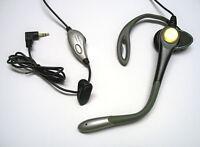 Universal Ohrbügel Headset Mono Telefon Handy Bügel Kopfhörer Mikrofon 2,5mm