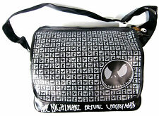 The Nightmare Before Christmas Shoulder Messenger Bag in PVC with Jack Face