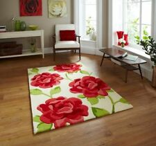 Floral Modern Hand-Tufted Rugs