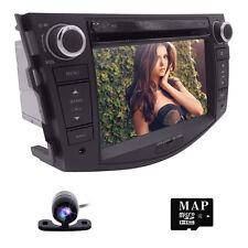 "7"" Car Stereo 2DIN GPS Radio CD/DVD Navigation System for TOYOTA RAV4 2006-2012"