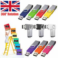 USB Flash Memory Drive USB 2.0 High Speed Stick Pen Thumb 16GB 32GB 64GB 128GB