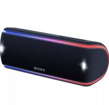 SONY SRS-XB31 Portable Bluetooth Wireless Speaker With EXTRA BASS- Black
