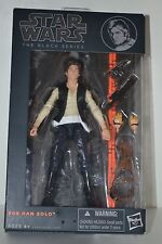 "Star Wars Han Solo The Black Series 6"" Action Figure #8 NEW SEALED"
