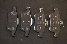 Brand New Genuine Jaguar XF, XJ, XK Rear Brake Pads Kit (C2P17595)  c1