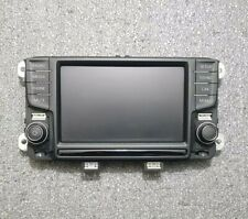 VOLKSWAGEN POLO 6C 13-17 DISPLAY PLANCIA COMANDI AUTORADIO TOUCH 6.5'' 6C0919603