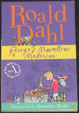 Children's Book 'GEORGE'S MARVELLOUS MEDICINE' by Roald Dahl (Paperback, 2007)