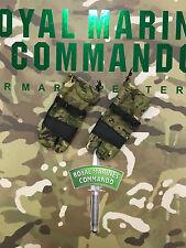 DAMTOYS Royal Marines Commando MTP Clima Frío Guantes Suelto Escala 1/6th