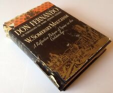 DON FERNANDO, W. Somerset Maugham, 1935 First Edition Vintage Hardback Book