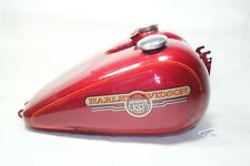 Red Harley Dyna gas fuel tank 1993 FXDL Low Rider EPS23056