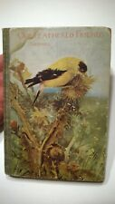 Our Feathered Friends 1898, Grinnell Orinthology Antique Birds