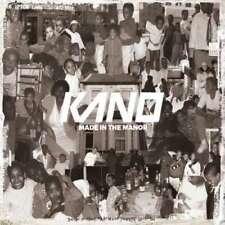 CD de musique rap mana avec compilation
