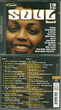 FOREVER SOUL ( 2 CD ) AL JARREAU, NINA SIMONE, CURTIS MAYFIELD,  BOBBY WOMACK
