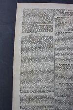 1872 Zeitung  26 / Bitburg und seine Umgebung