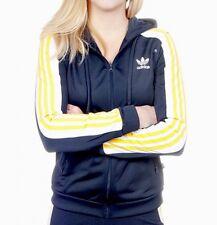 7facd7b8c08e Adidas Originals Cosmic Confession Rita Ora Hoodie Navy Yellow Jacket S M  10 8