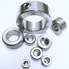 Stellring Stellringe DIN 705 A2 Edelstahl VA mit Gewindestift DIN 914 ISO 4027