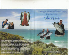 Bluefin:Victorian Bluefin-By Savage Seas Adventures-80 minutes-Fishing-DVD