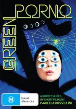 Green Porno - Seasons 1-3 NEW PAL Cult DVD Isabella Rossellini