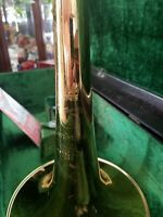 Vintage KING 4B SONOROUS TROMBONE serial # 491681 from early 1970's