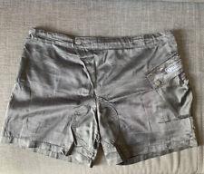 Belstaff Green/Grey Shorts Size L