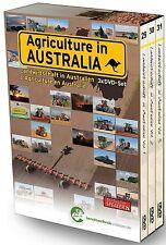 Agriculture in Australia Volumes 1 - 3 DVD