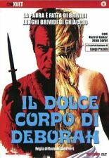 IL DOLCE CORPO DI DEBORAH  DVD THRILLER