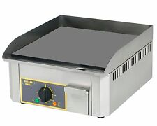 ROLLER GRILL - Steel Griddle Electric - PSR 400E