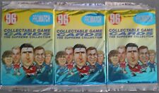 PROMATCH 1996 FOOTBALL CARDS PREMIERSHIP & EURO COLLECTION 3 x unopened packets