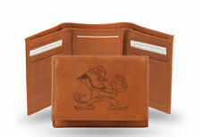 Notre Dame Fighting Irish NCAA Leather Trifold Wallet Nd Rico Industries