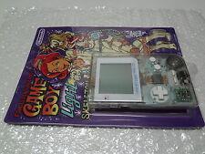 Game Boy System Light Famitsu Model F02 Not-For-Sale 5000Copy Limited Japan MINT