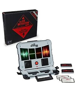 HASBRO The Lie Detector Game Adult Party Game $47 - NIB
